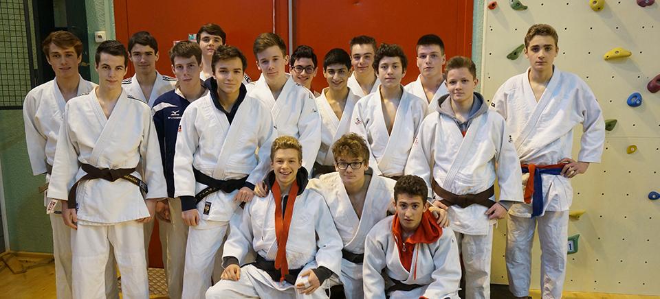 Championnats de l Ain cadets et minimes 2016   Divonne Judo e38872fc894